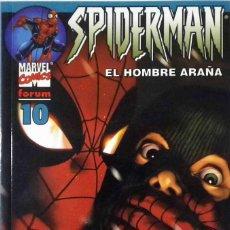 Cómics: SPIDERMAN EL HOMBRE ARAÑA Nº 10 FORUM. Lote 143552086