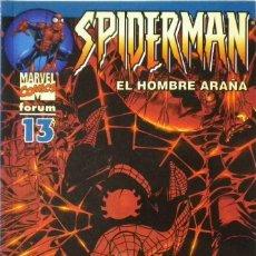 Cómics: SPIDERMAN EL HOMBRE ARAÑA Nº 13 FORUM. Lote 143552102