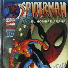 Cómics: SPIDERMAN EL HOMBRE ARAÑA Nº 17 FORUM. Lote 143552118