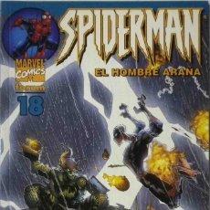 Cómics: SPIDERMAN EL HOMBRE ARAÑA Nº 18 FORUM. Lote 143552126
