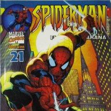 Cómics: SPIDERMAN EL HOMBRE ARAÑA Nº 21 FORUM. Lote 143552130