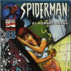 Cómics: SPIDERMAN EL HOMBRE ARAÑA Nº 23 FORUM. Lote 143552142