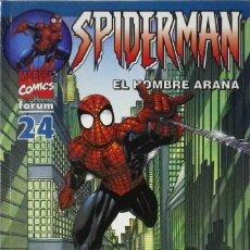 Cómics: SPIDERMAN EL HOMBRE ARAÑA Nº 24 FORUM. Lote 143552146
