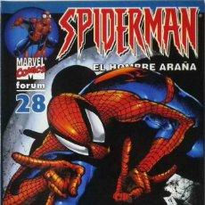 Cómics: SPIDERMAN EL HOMBRE ARAÑA Nº 28 FORUM. Lote 143552158