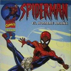 Cómics: SPIDERMAN EL HOMBRE ARAÑA Nº 32 FORUM. Lote 143552178