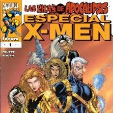 Cómics: X MEN ESPECIAL LAS ERAS DE APOCALIPSIS. Lote 143567558