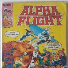 Cómics: ALPHA FLIGHT #1 (FORUM, 1985). Lote 143625038