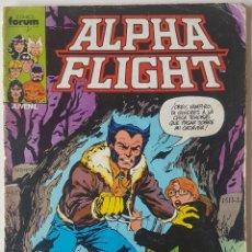 Cómics: ALPHA FLIGHT #10 (FORUM, 1986). Lote 143625778