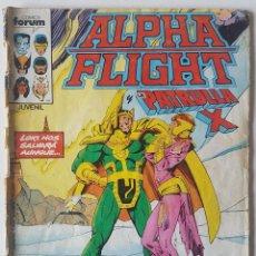 Cómics: ALPHA FLIGHT #24 (FORUM, 1987). Lote 143626318