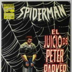 Cómics: SPIDERMAN Nº 15 EL JUICIO DE PETER PARKER - FORUM. Lote 143661758