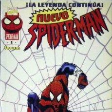 Cómics: NUEVO SPIDERMAN Nº 1 - PANINI. Lote 143663518