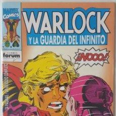 Cómics: WARLOCK Y LA GUARDIA DEL INFINITO #3 (FORUM, 1993). Lote 143678030