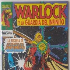 Cómics: WARLOCK Y LA GUARDIA DEL INFINITO #1 (FORUM, 1993). Lote 143678150
