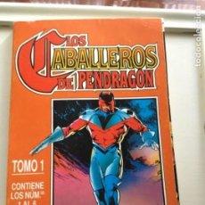 Cómics: LOS CABALLEROS PENDRAGÓN 1-18 (ENTERA). Lote 143757466