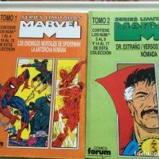 Cómics: SERIES LIMITADAS MARVEL 1-17. Lote 143758582