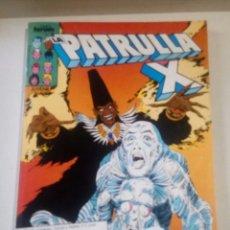 Cómics: PATRULLA X RETAPADO 37 AL 41 AÑO1987. Lote 143784661