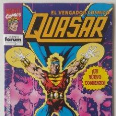 Cómics: QUASAR #1 (FORUM, 1993). Lote 143784686
