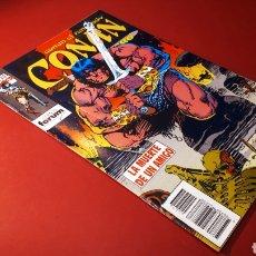 Comics: CASI EXCELENTE CONAN EL BARBARO 206 FORUM. Lote 143866918