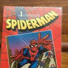 Cómics: SPIDERMAN 1-9 COLECCIONABLE. Lote 143893874