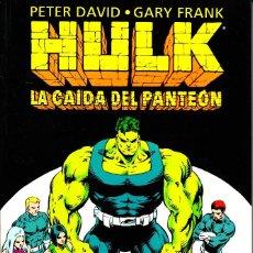 Cómics: HULK. LA CAIDA DEL PANTEON. 1996 PLANETA. Lote 143895142