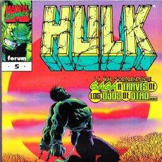 Cómics: HULK. VOL 4. 3 NUMEROS. 2, 5 Y 11. 2000 FORUM PLANETA. Lote 143895582