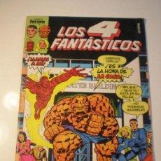 Cómics: LOS 4 FANTASTICOS - Nº1 - FORUM 1983 // K.POLLARD M. WOLFMAN JOHN BUSCEMA & J. SINNOTT MARVEL GRAPA. Lote 143908894
