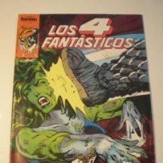 Cómics: LOS 4 FANTASTICOS - Nº 57 - FORUM 198? // JOHN BYRNE MARVEL GRAPA. Lote 143909558
