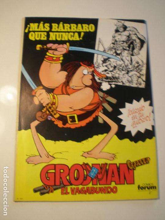 Cómics: LOS 4 FANTASTICOS - Nº 58 - FORUM 1987 // JOHN BYRNE MARVEL GRAPA - Foto 2 - 143910082