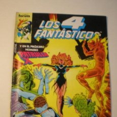 Cómics: LOS 4 FANTASTICOS - Nº 58 - FORUM 1987 // JOHN BYRNE MARVEL GRAPA. Lote 143910082