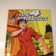 Cómics: LOS 4 FANTASTICOS - Nº 59 - FORUM 1986 // JOHN BYRNE MARVEL GRAPA STAN LEE. Lote 143910814