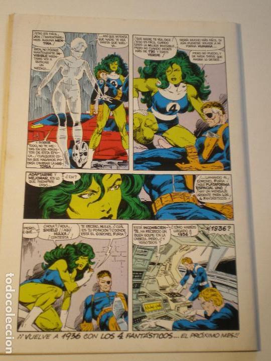 Cómics: LOS 4 FANTASTICOS - Nº 63- FORUM 1986 // JOHN BYRNE MARVEL GRAPA STAN LEE - Foto 2 - 143912082