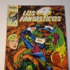 Cómics: LOS 4 FANTASTICOS - Nº 63- FORUM 1986 // JOHN BYRNE MARVEL GRAPA STAN LEE. Lote 143912082