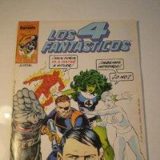 Cómics: LOS 4 FANTASTICOS - Nº 64 - FORUM 1987 // NICK FURIA VA A MATAR A HITLER // JOHN BYRNE MARVEL GRAPA. Lote 143912446