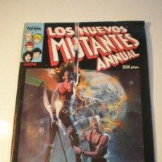 Cómics: LOS NUEVOS MUTANTES -ANNUAL, ESPECIAL PRIMAVERA - FORUM 1987 //C. CLAREMONT BOB MCLEOD MARVEL GRAPA. Lote 143913850