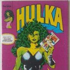 Cómics: HULKA #1 (FORUM, 1990). Lote 143915306