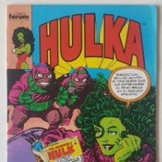 Cómics: HULKA #2 (FORUM, 1990). Lote 143915518