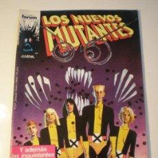 Cómics: LOS NUEVOS MUTANTES - Nº 25 - FORUM 1987 // BILL SIENKIEWICZ CHRIS CLAREMONT STAN LEE MARVEL GRAPA. Lote 143918442