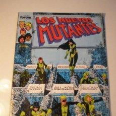 Cómics: LOS NUEVOS MUTANTES - Nº 38 - FORUM 1988 // BILL SIENKIEWICZ M. WILSHIRE C. CLAREMONT MARVEL GRAPA. Lote 143922154