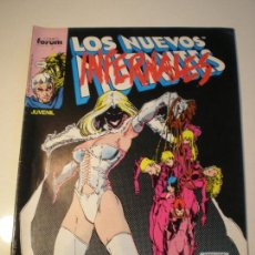 Cómics: LOS NUEVOS MUTANTES - Nº 39 - FORUM 1988 // BILL SIENKIEWICZ RICK LEONARDI CLAREMONT MARVEL GRAPA. Lote 143922474
