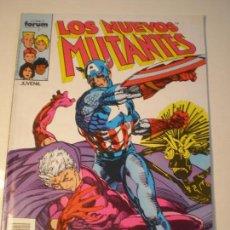 Cómics: LOS NUEVOS MUTANTES - Nº 40 - FORUM 1988 // JACKSON GUICE CHRIS CLAREMONT MARVEL GRAPA STAN LEE. Lote 143922798
