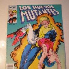 Cómics: LOS NUEVOS MUTANTES - Nº 41 - FORUM 1988 // JACKSON GUICE CHRIS CLAREMONT MARVEL GRAPA STAN LEE. Lote 143923006