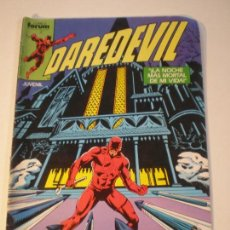 Cómics: DAREDEVIL - Nº 33 - FORUM 1983 //HARLAN ELLISON ARTHUR BYRON STAN LEE MARVEL GRAPA DAN DEFENSOR Nº33. Lote 143928482