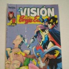 Cómics: LA VISION Y LA BRUJA ESCARLATA - Nº 2 -FORUM 1988 // ENGLEHART R. HOWELL MARVEL GRAPA Nº2. Lote 144074342
