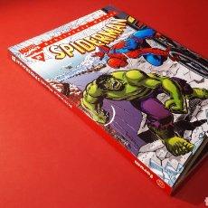 Cómics: DE KIOSCO SPIDERMAN 21 BIBLIOTECA MARVEL EXCERSIOR FORUM. Lote 144075166