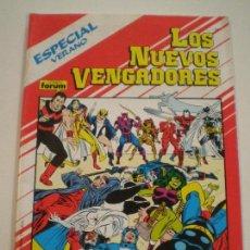 Cómics: LOS NUEVOS VENGADORES - ESPECIAL VERANO - FORUM 1988 // ENGLEHART AL ILGROM MARVEL GRAPA . Lote 144080502