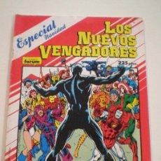 Cómics: LOS NUEVOS VENGADORES - ESPECIAL NAVIDAD- FORUM 1988 // ENGLEHART MARK BRIGHT MARVEL GRAPA. Lote 144080698