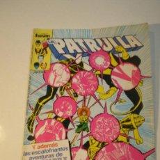 Cómics: LA PATRULLA X - Nº 39 - FORUM 1987 // CHRIS CLAREMONT J. ROMITA JR. MARVEL GRAPA Nº39. Lote 144082410