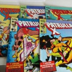Cómics: LA PATRULLA X - Nº DEL 45 AL 49- FORUM 1986 // 5 NUM: 45 46 47 48 49 MARVEL GRAPA CLAREMONT ROMITA . Lote 144085966