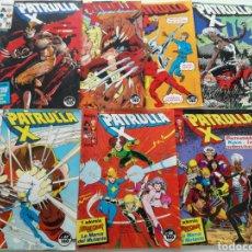 Cómics: LA PATRULLA X - Nº DEL 63 AL 69- FORUM 1988 // 7 NUM: 63 64 65 66 67 68 69 MARVEL GRAPA. Lote 144090106