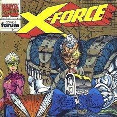 Cómics: X-FORCE VOLUMEN 1. COLECCION COMPLETA. 42 NUMEROS. X FORCE. FORUM. Lote 144097522